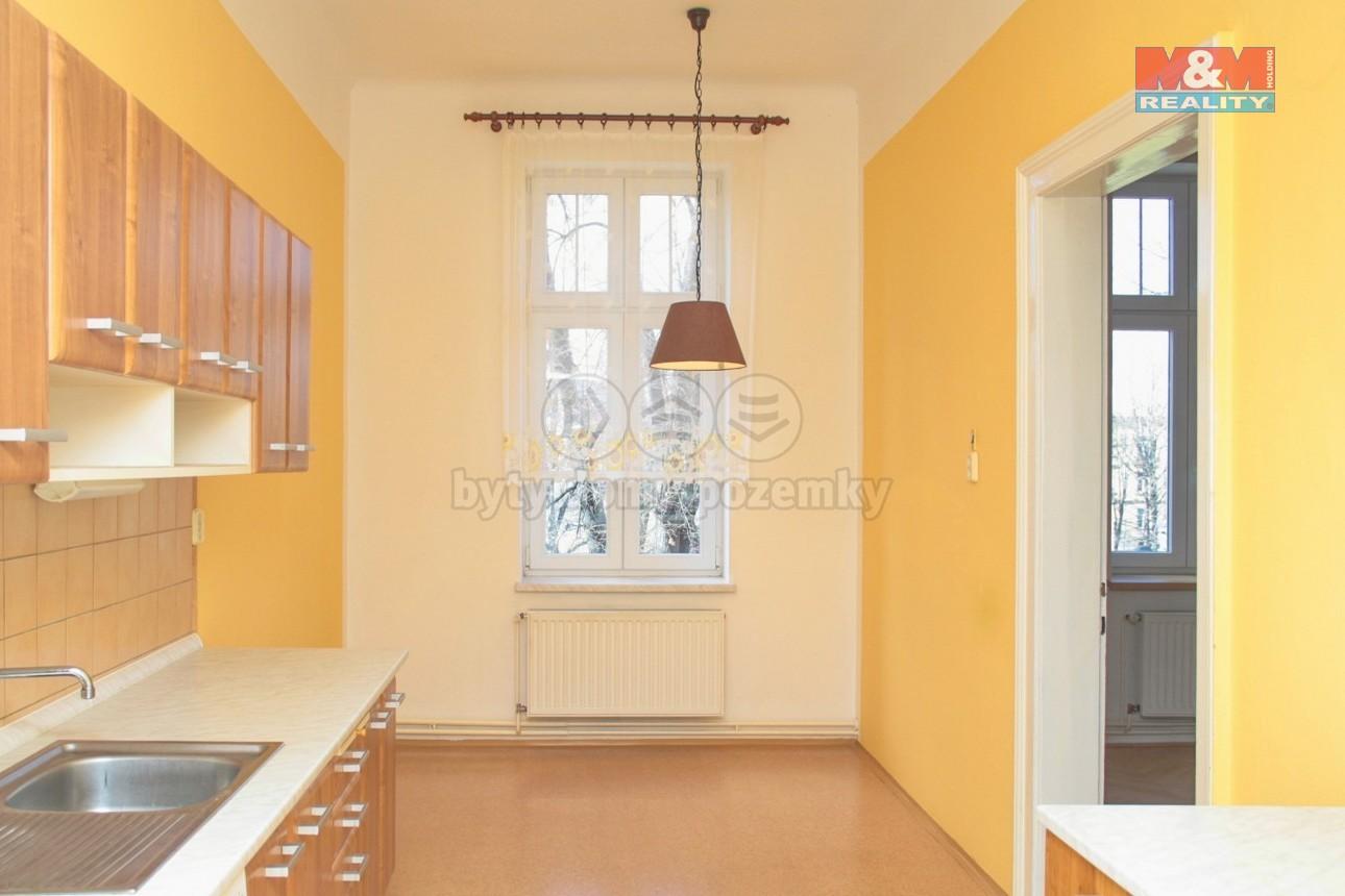Pronájem, byt 2+1, 77 m², Opava, ul. Joy Adamsonové