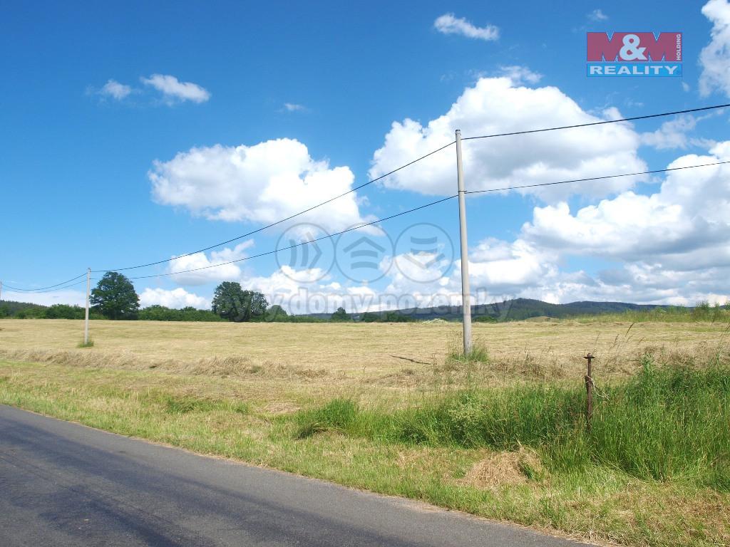 Prodej pozemků, 123656 m², Nýrsko