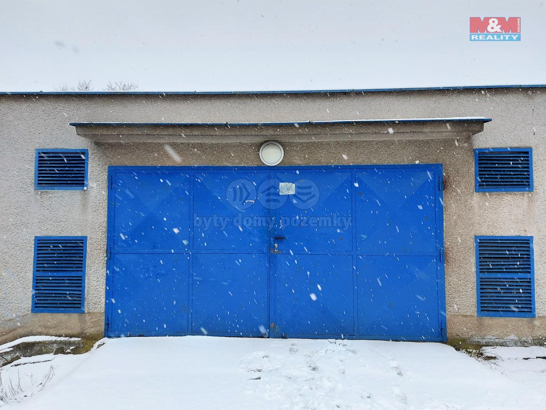 Prodej garáže, 19 m², Plzeň, ul. Pod Vrchem