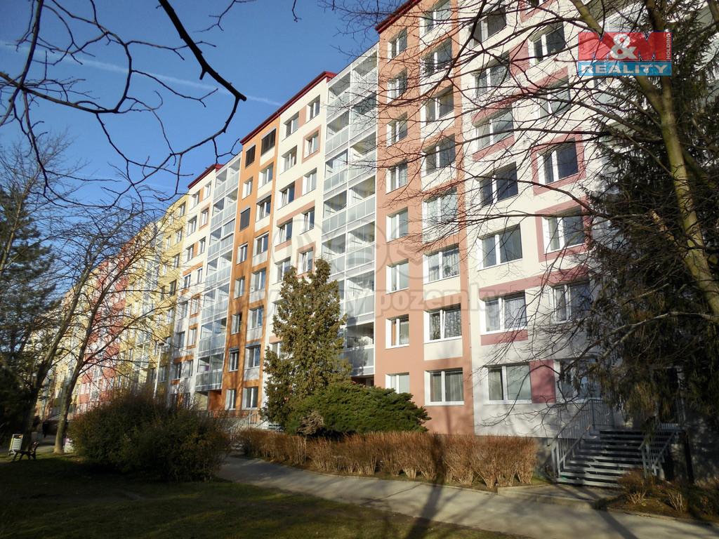 Pronájem bytu 3+kk, Praha, ul. Janovská
