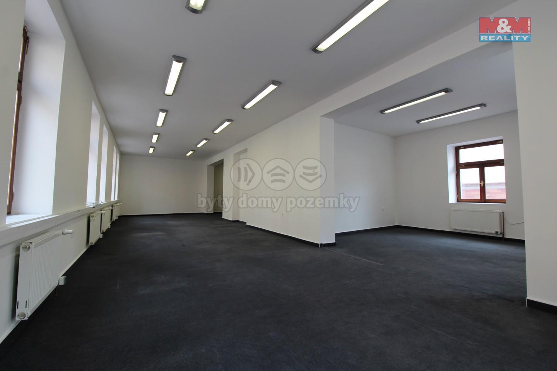 Pronájem kancelářského prostoru, 100 m², Kladno - centrum