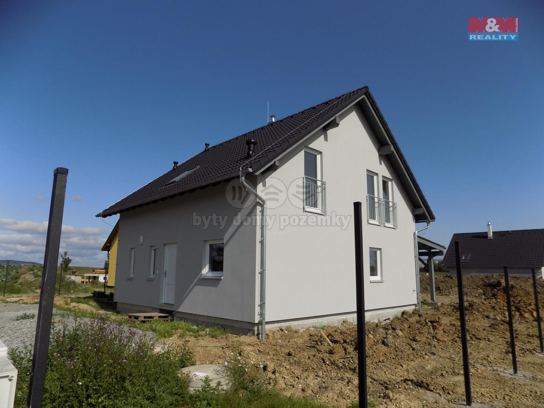 Pronájem, rodinný dům, 633 m², Židněves