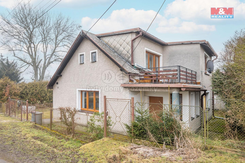 Prodej rodinného domu, 592 m², Terešov