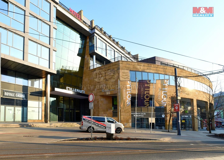 Pronájem obchod a služby, 156 m², Liberec