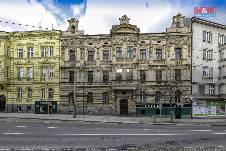 Pronájem bytu 3+kk, 68 m², Plzeň, ul. Americká