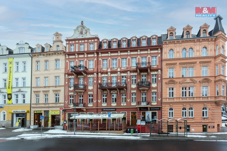 Prodej bytu 2+kk, 37 m², Karlovy Vary, ul. Moskevská