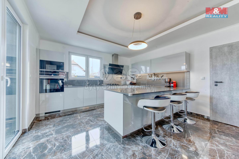 Prodej rodinného domu, 338 m², Praha, ul. Dolnoměcholupská