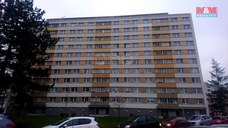 Pronájem bytu 1+kk, Hradec Králové, ul. Třebechovická