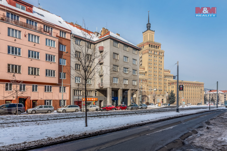 Prodej bytu 3+1, 121 m², Praha 6 - Dejvice