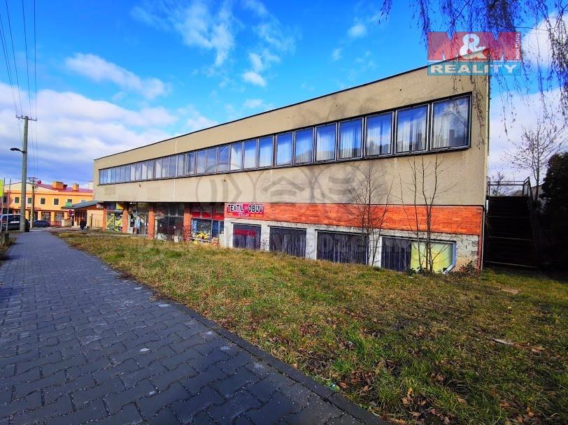 Pronájem obchod a služby, 557 m², Rosice, ul. Wolkerova