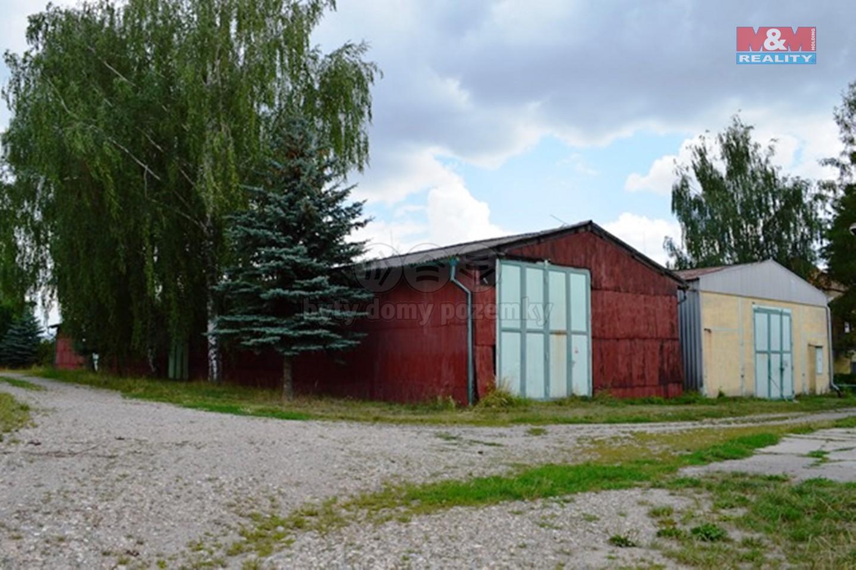 Prodej skladu, 7013 m², Lično