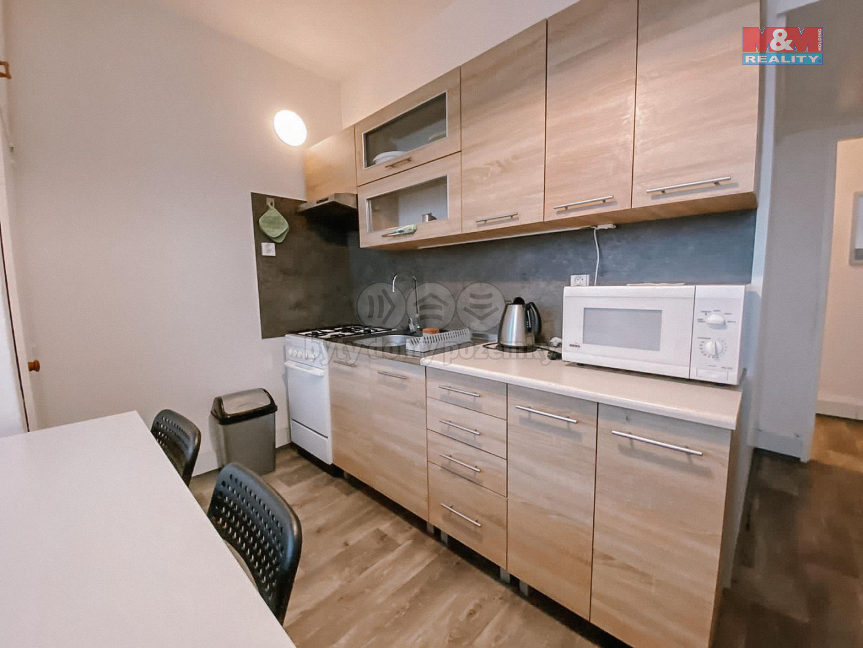 Pronájem bytu 2+1, 56 m², Litvínov, ul. Ruská