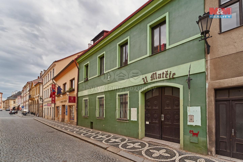 Prodej bytu 1+1, 44 m², Jičín, ul. Nerudova