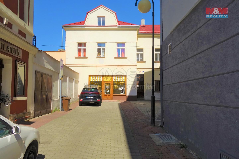 Prodej obchodního objektu, 324 m², Mladá Boleslav, Železná