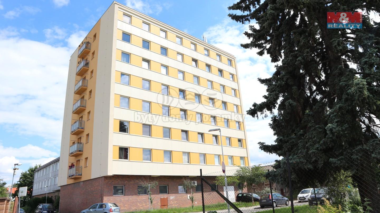 Prodej bytu 3+1, garáž, Heřmanův Městec, ul. Heřmanského