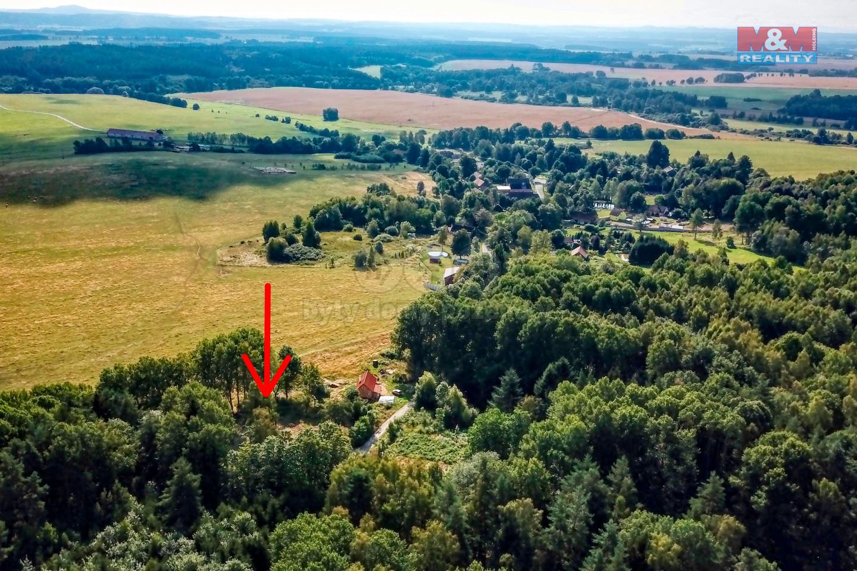 Prodej pozemek, 3114 m², Chodský Újezd