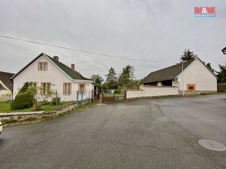 Prodej chalupy, 168 m², Slabčice