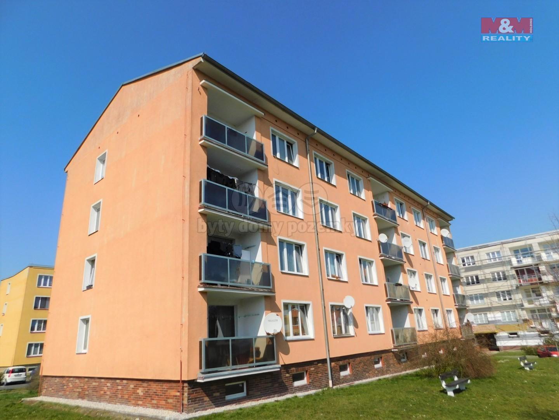 Pronájem bytu 1+kk, 22 m², Františkovy Lázně, ul. Žižkova