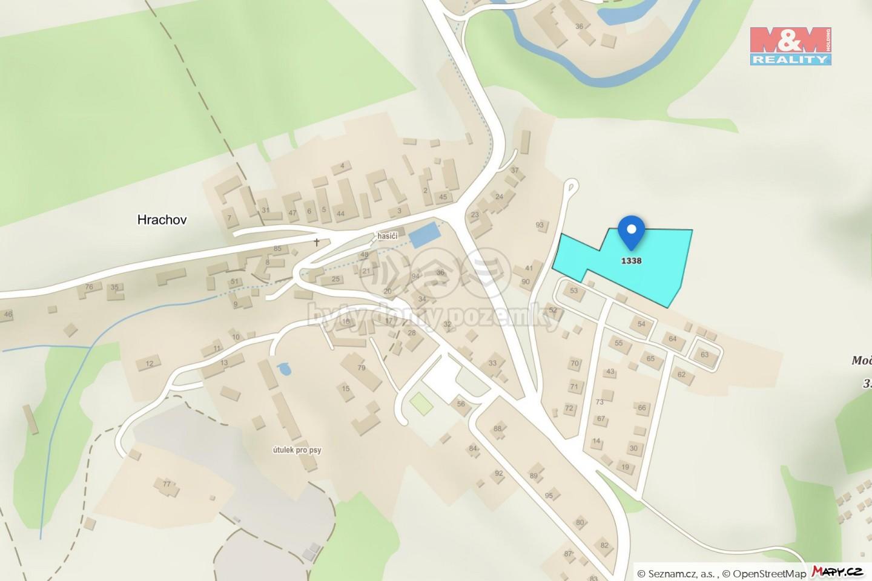 Prodej pozemku k bydlení, 6745 m², Svatý Jan, okr. Příbram