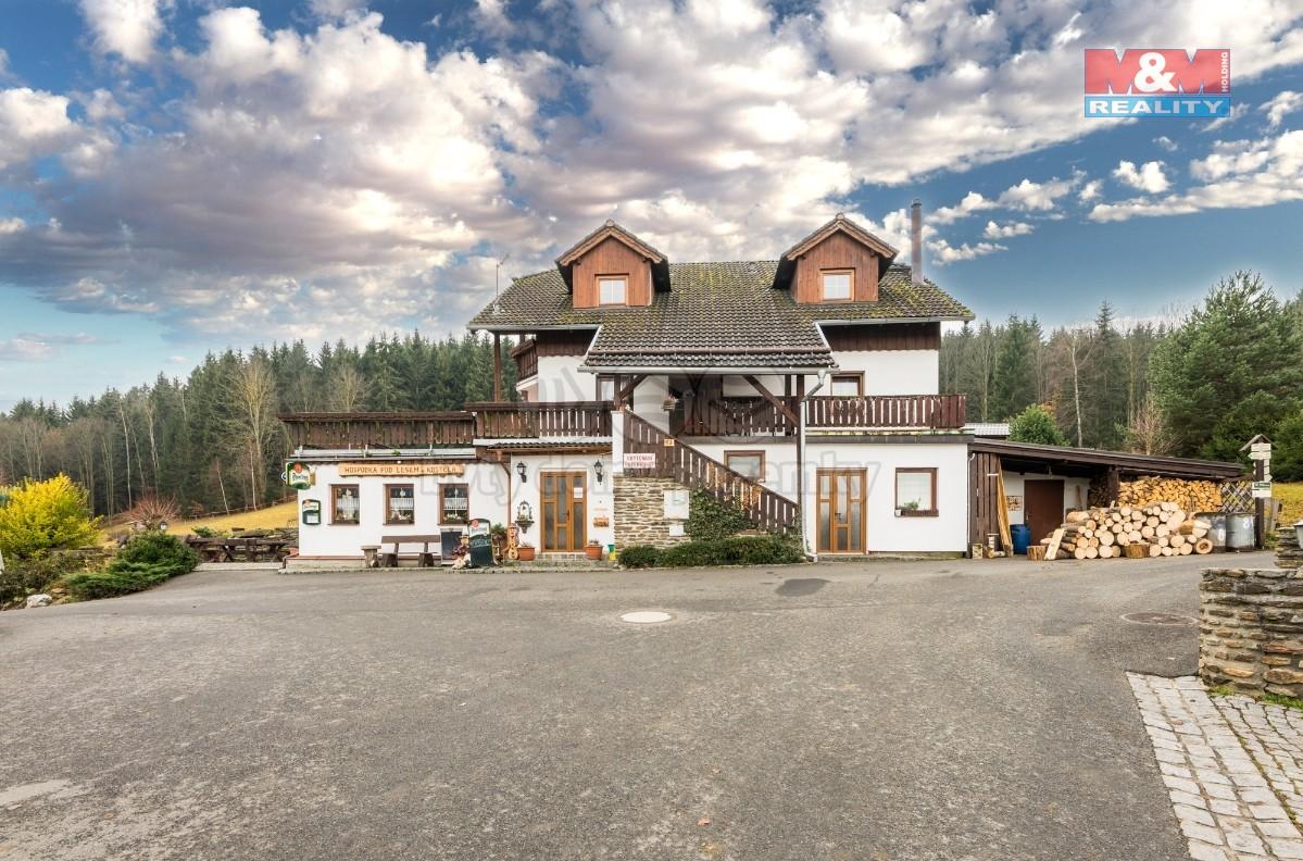 Prodej, hotel, penzion, 2100 m², Hamry