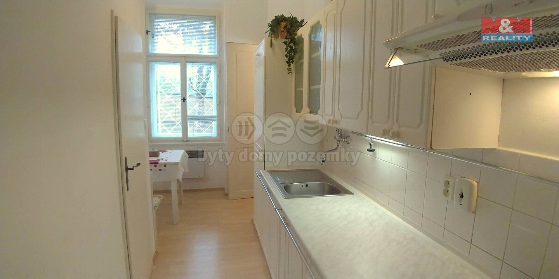 Pronájem bytu 1+1, 42 m², Praha, ul. Legerova