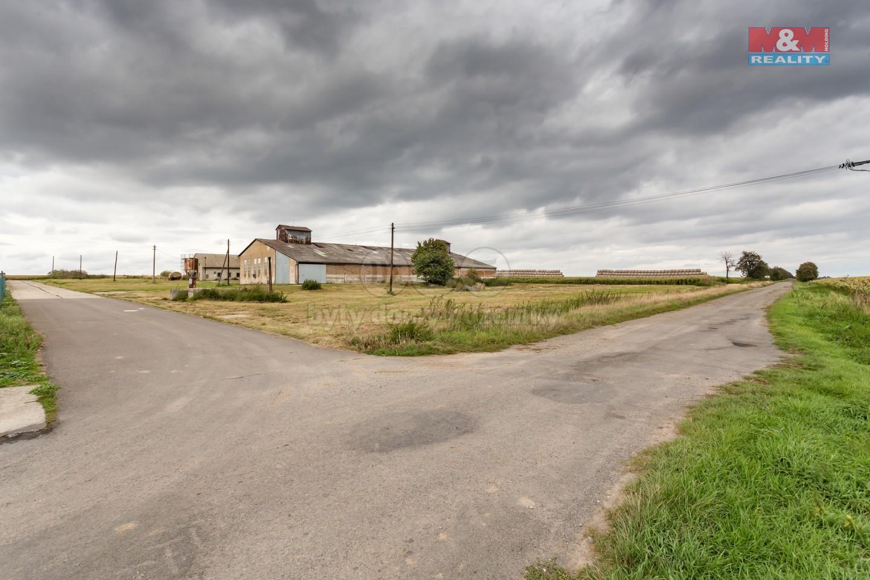 Prodej průmyslové zóny, 36896 m², Třebom