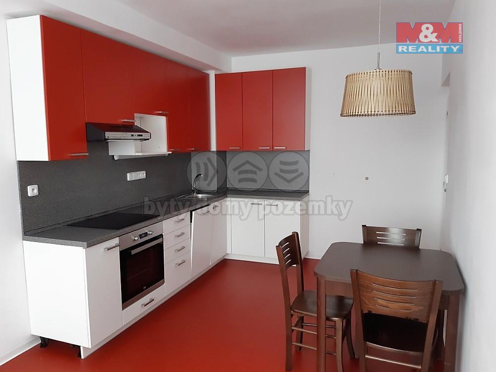 Pronájem bytu 2+kk, 49 m², Hronov