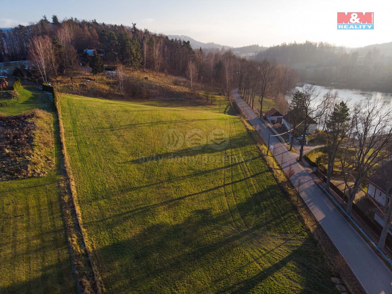 Prodej pozemku k bydlení, 15105 m², Mníšek u Liberce
