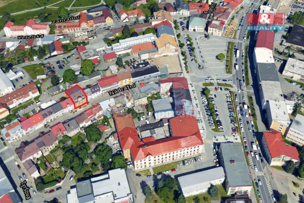 Pronájem obchodního objektu, 74 m², Žďár nad Sázavou