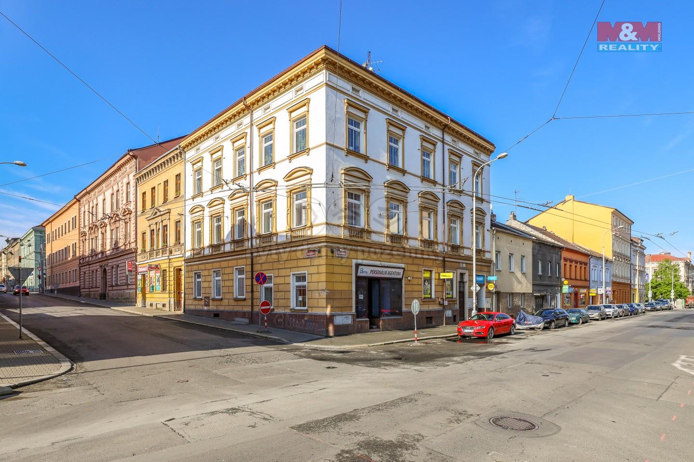 Pronájem, kancelářské prostory, 120 m2, Plzeň, ul. Husova