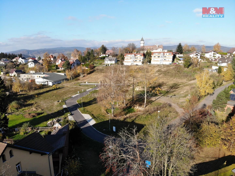 Prodej pozemku k bydlení, 884 m², Jablonec n/N, ul. Blanická