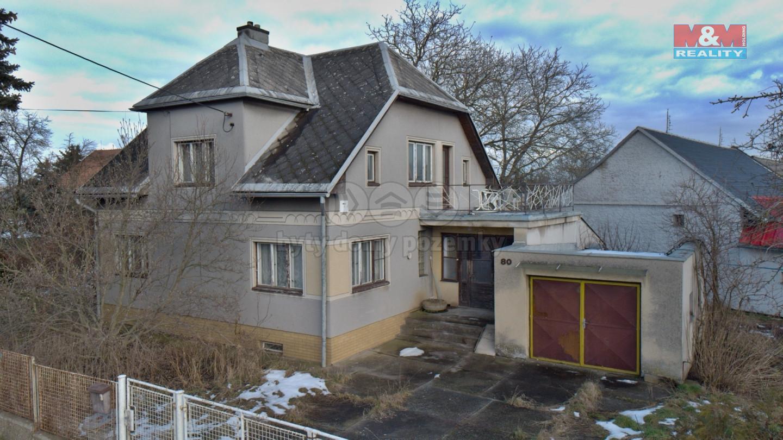 Prodej rodinného domu, 1144 m², Stračov