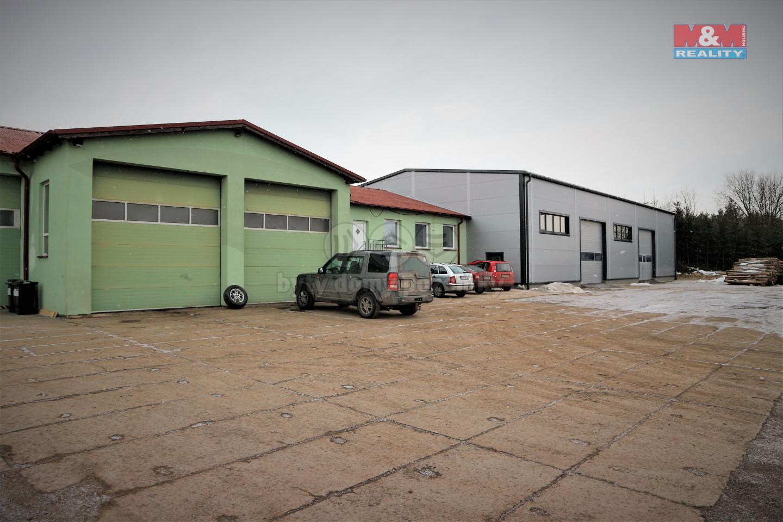Pronájem skladu, 600 m², Vysoké Studnice