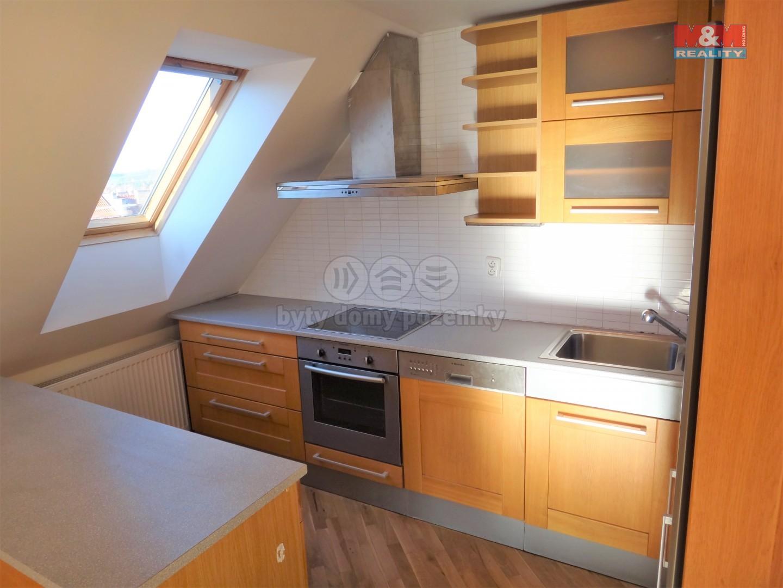 Pronájem bytu 3+kk, 112 m², Praha 6, ul. Na Volánové