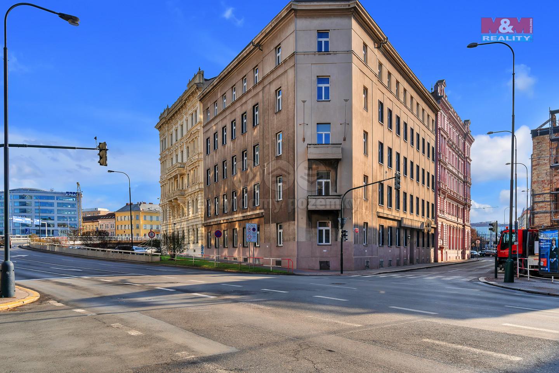 Prodej bytu 3+kk, 69 m², Praha, ul. Stárkova