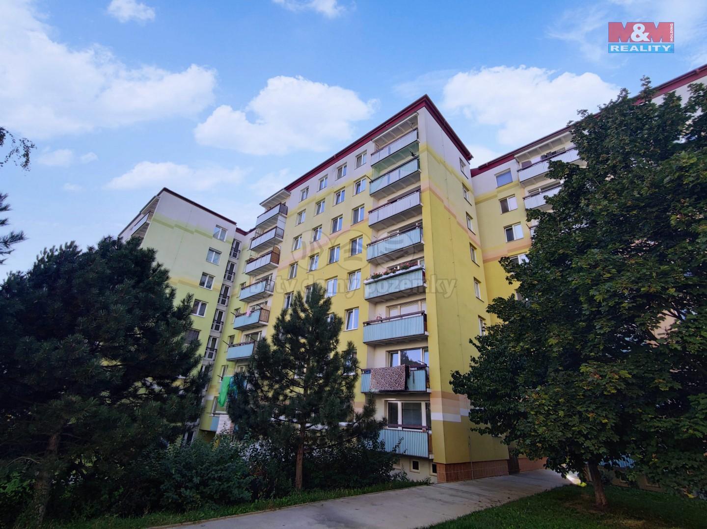 Prodej, byt 3+1, Brno - Líšeň, ul. Strnadova