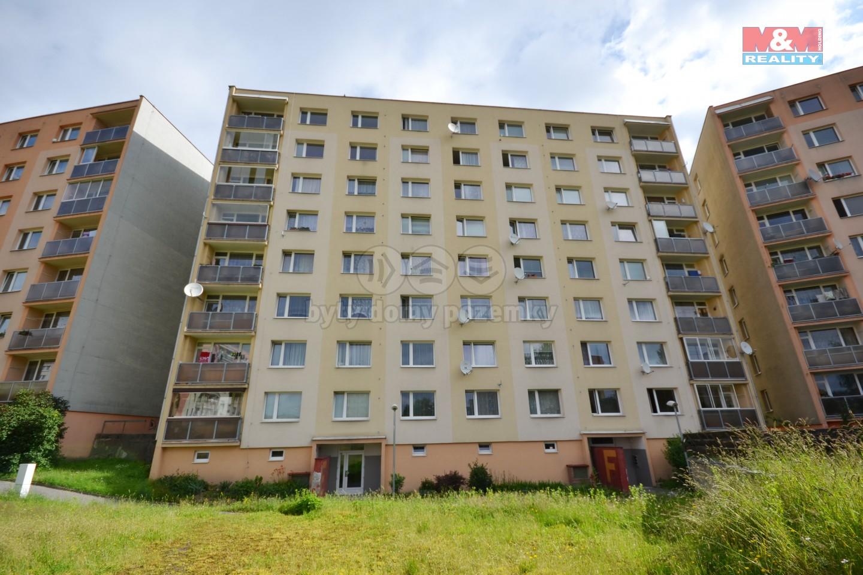 Pronájem, byt 1+1, 35 m2, Jablonec nad Nisou, ul. Liberecká