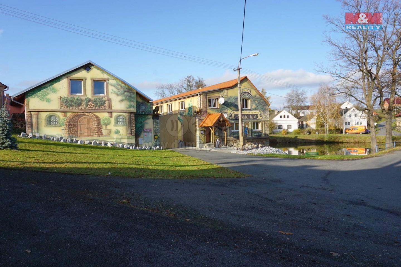 Prodej, Wellness klub, 5197 m2, Malý Malahov - okr.Domažlice