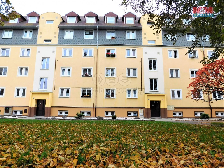 Prodej bytu 2+kk, 53 m², Karlovy Vary, ul. Šumavská