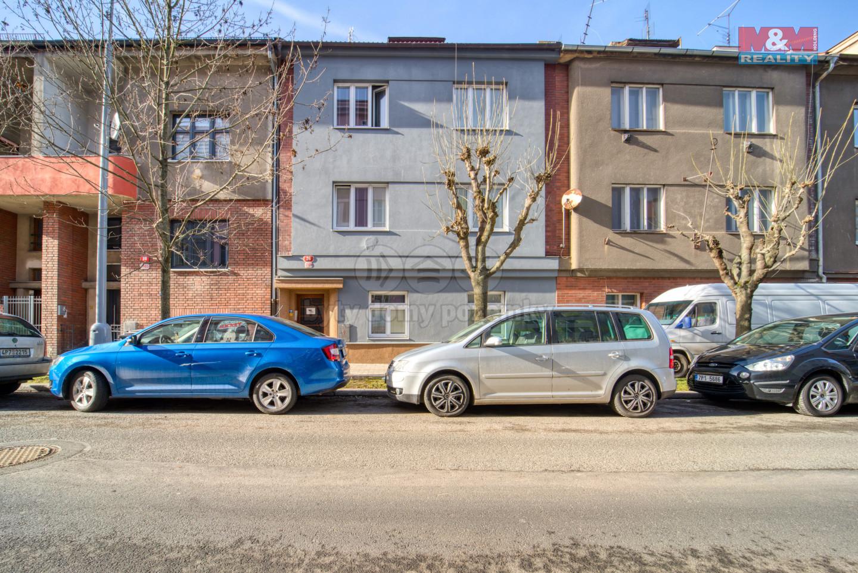 Pronájem bytu 1+kk, 33 m², Plzeň, ul. Politických vězňů