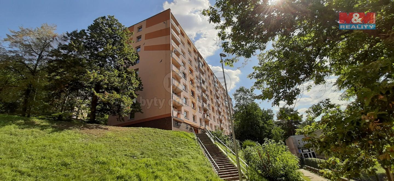 Pronájem bytu 1+1, 36 m², Ústí nad Labem, ul. Tolstého