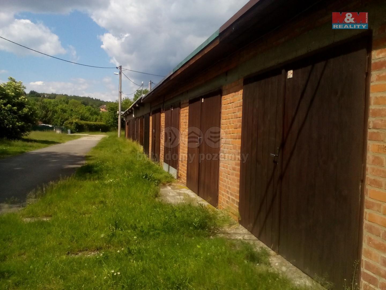 Prodej, garáž, Zlín, ul. Burešov