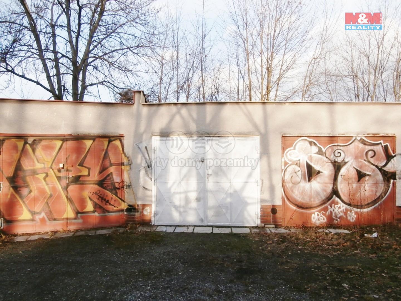 Prodej, garáž, 22 m², Plzeň, ul. Lobezská