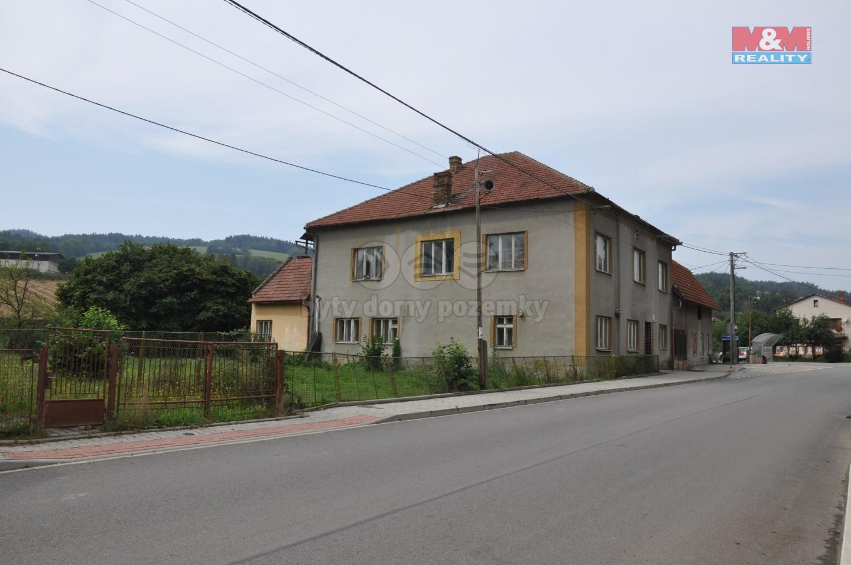 Prodej, rodinný dům, Horní Poříčí