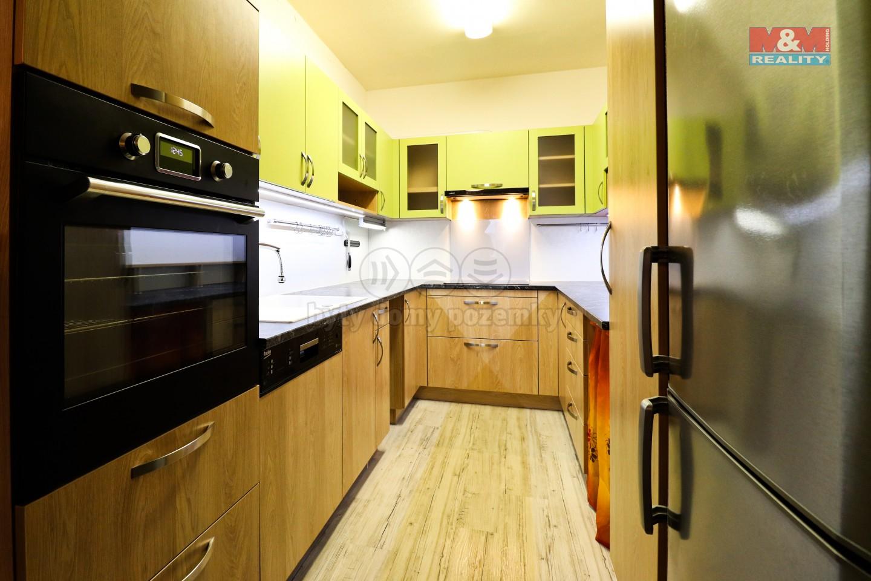Pronájem bytu 3+kk, 69 m², Praha, ul. Makovského