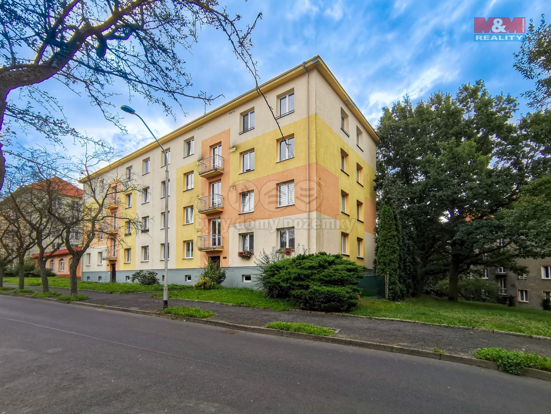Prodej bytu 2+1, 52 m², Sokolov, ul. Heyrovského