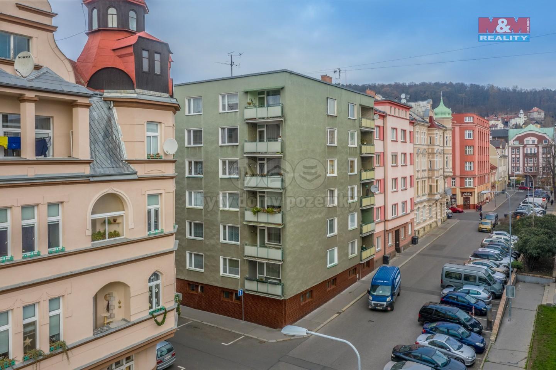 Prodej bytu 2+1, 64 m², Děčín, ul. Palackého