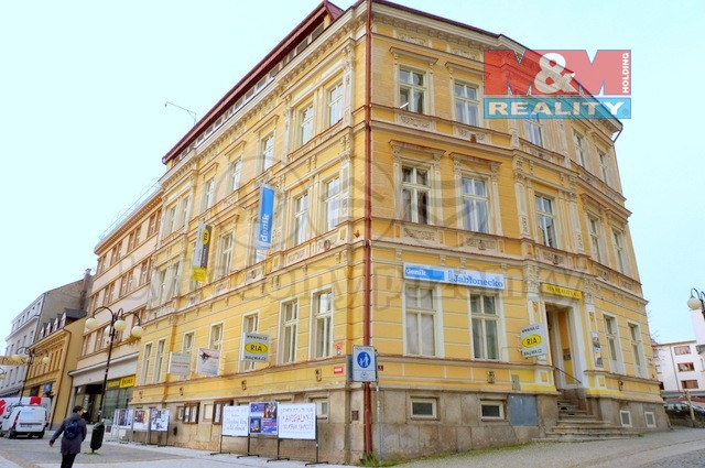 Pronájem, kancelář, Jablonec nad Nisou, ul. Podhorská