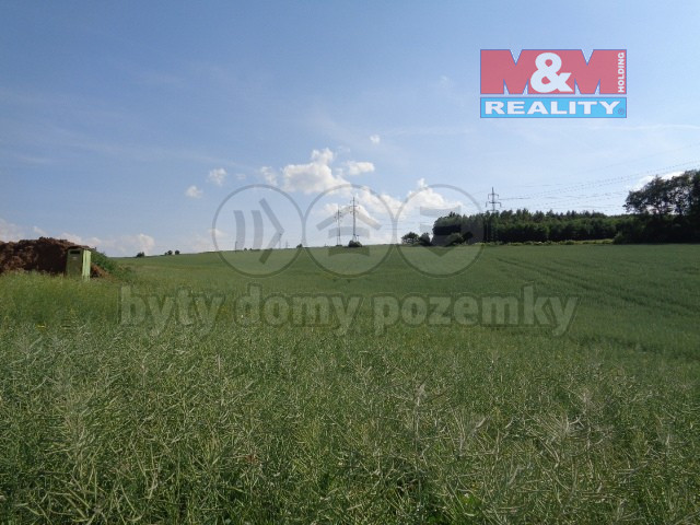 Prodej pozemku k bydlení, 3138 m², Dobrovice