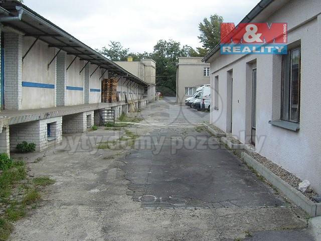 Pronájem skladu, 600 m², Praha, ul. U trati